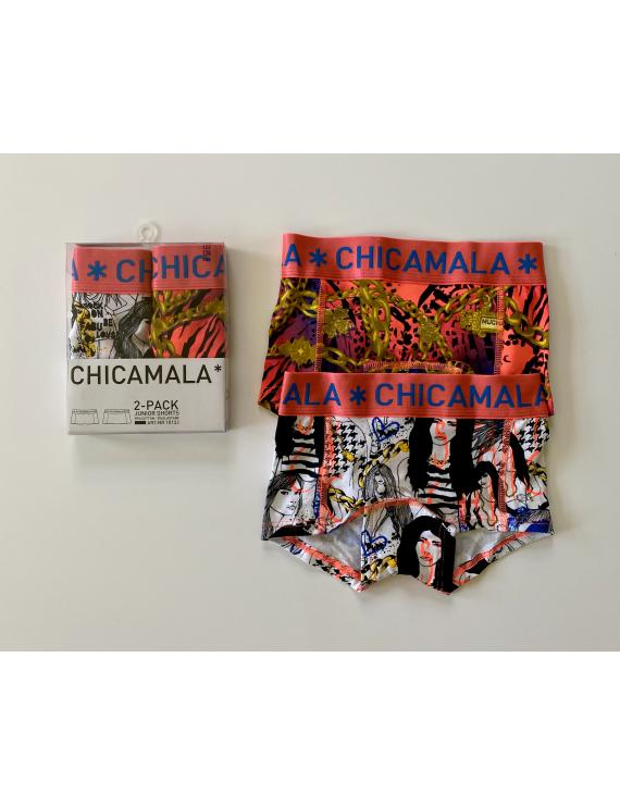 Chicamala - 2-Pack Boxershorts