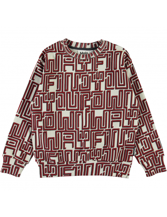 Molo - Sweater - Mik - Find Your Own Way