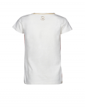Indian Blue Jeans - T - shirt SS Carny - Off White