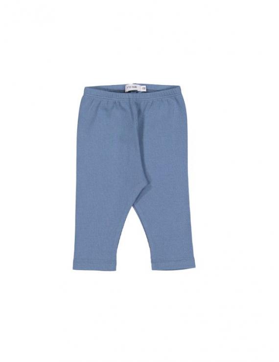 Filou - Babybroek Rib - Grijsblauw