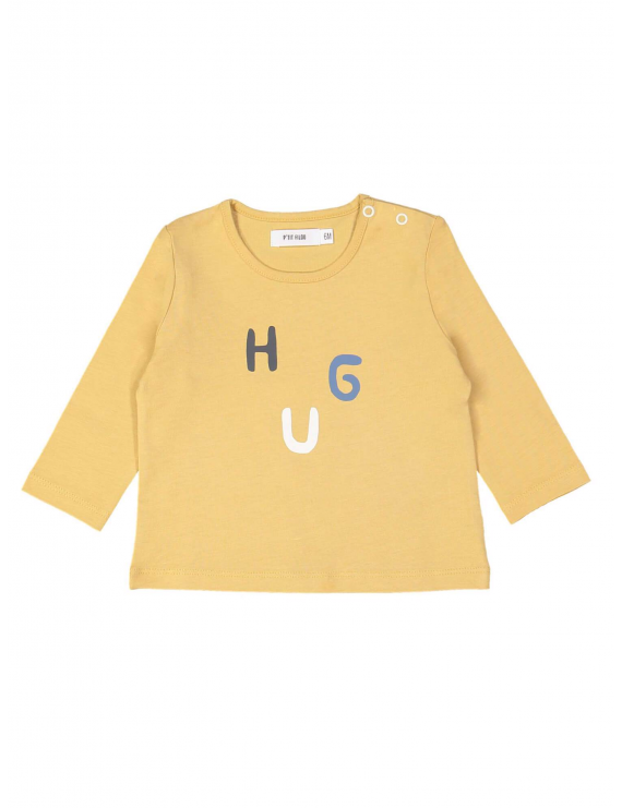 Filou - T-Shirt Hug - Oker