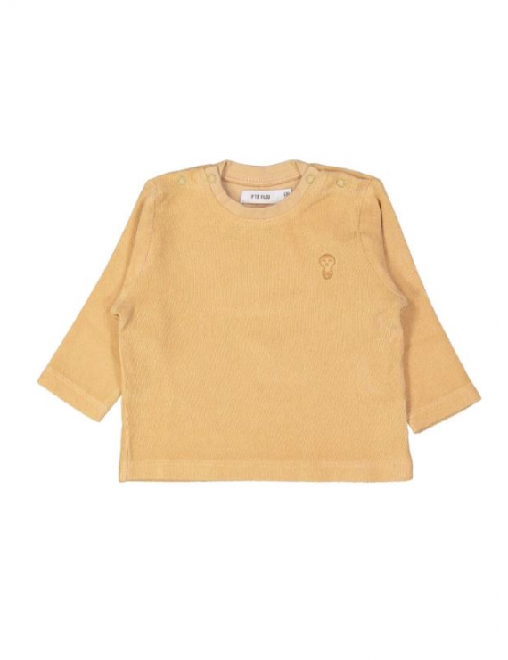 Filou - Sweater Terry Lucky Baby - Zand