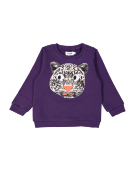 Filou - Sweater Panter - Paars