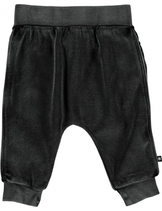 Molo - Broek - Stein - Pirate Black