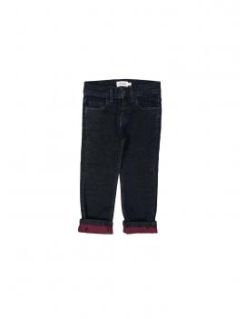 Filou - Jeans - Boyfriend Girl Hearts - Blauw