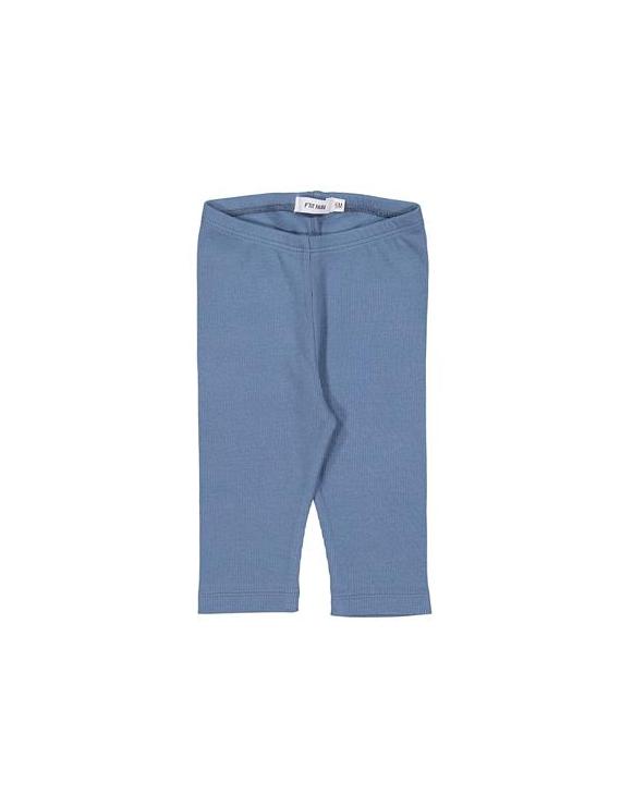 Filou - Legging Rib - Grijsblauw