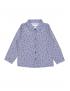 Filou - Hemd - Lovely Dots Jeans - Blauw