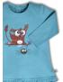 Woody - Pyjama - IJsblauw