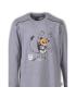 Woody - Pyjama - Grijs melange - Spookdier