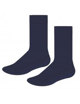 Woody - Unisex Sokken - Donkerblauw