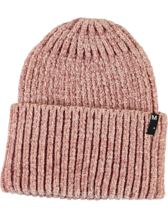Molo - Bonnet - Kitty - Fair Pink