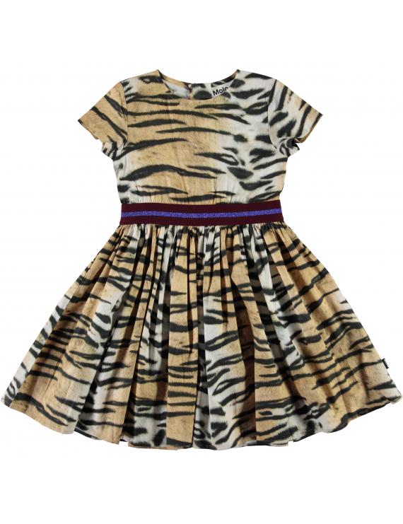 Molo - Jurk - Candy - Wild Tiger Woven