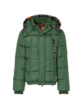 Quapi - Jacket - Dexter - Dark Green