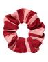 Quapi - Skrunchie - Djill - Red Chili Stripe