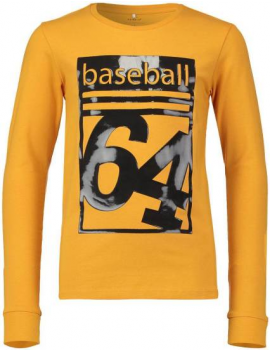 Name it - Longsleeve - Morry - Golden Orange