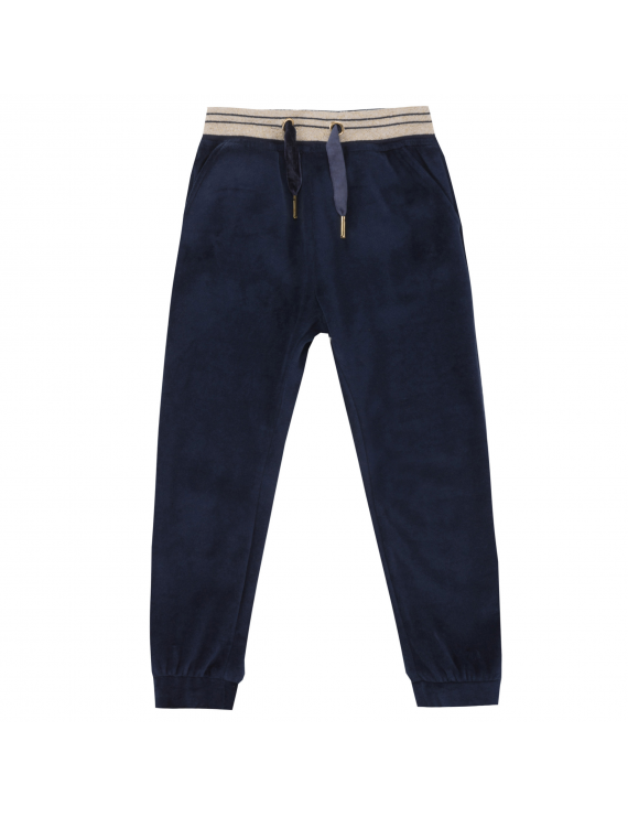 UBS2 - Sweatpants - Navy Velours