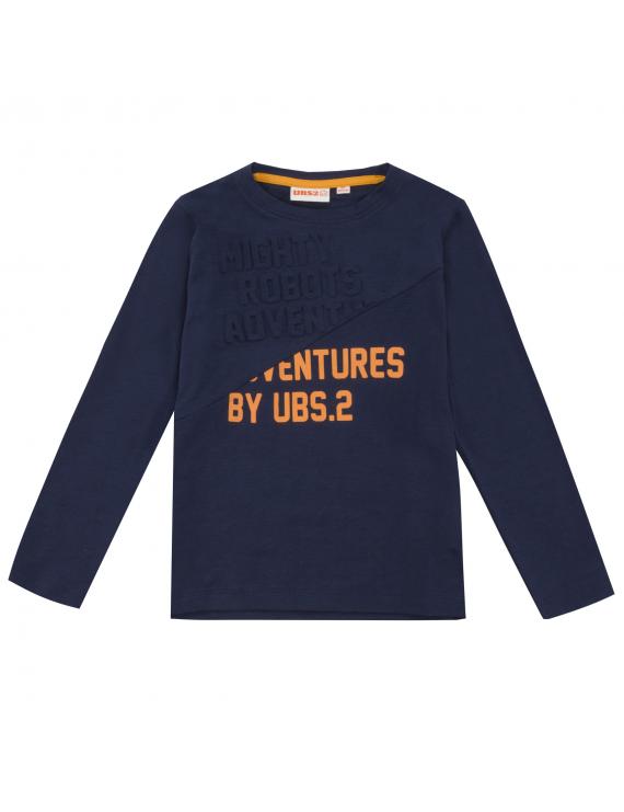 UBS2 - Longsleeve - Navy