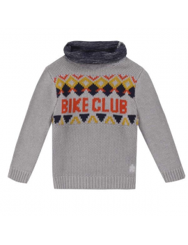 UBS2 - Trui - Bike Club - Grey
