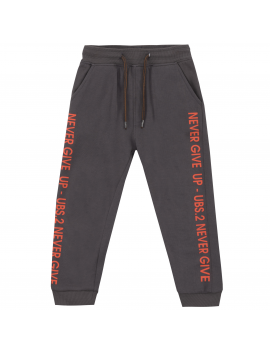 UBS2 - Sweatpants - Never Give Up - Grijs