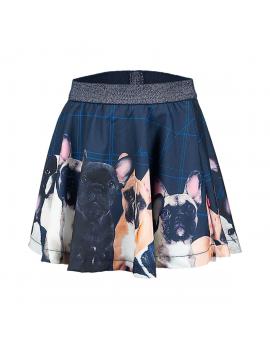 Someone - Skirt - French - Navy