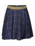 Someone - Skirt - Outfit - Navy