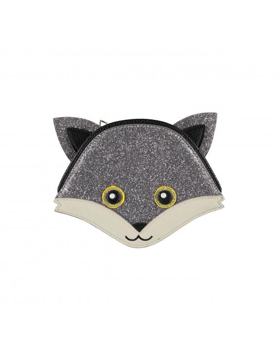 Molo - Handtas - Fox Bag - Glitter Fox
