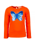 Someone - Longsleeve - Papillon - Orange