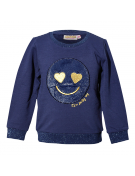 Someone - Sweater - Outfit - Navy