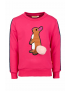 Someone - Sweater - Flock - Bright Pink