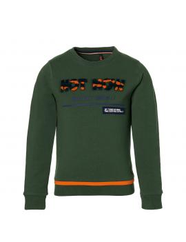 Quapi - Sweater - Denver - Dark Green