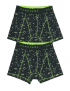 Claesen's - Boys 2-pack Boxershorts - Planet
