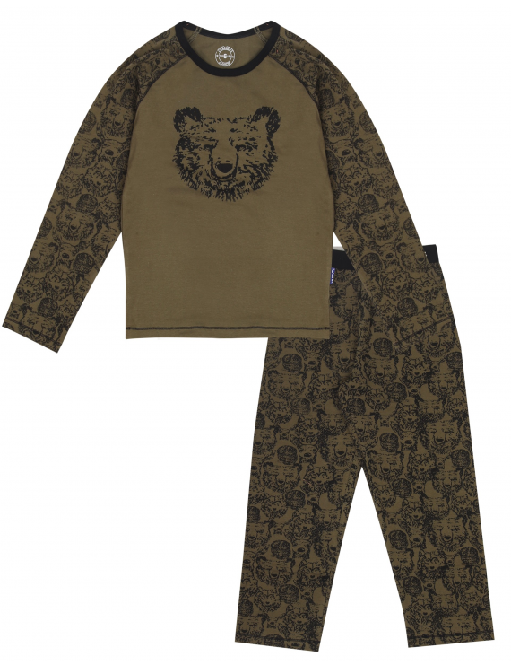 Claesen's - Boys Pyjama - Animals