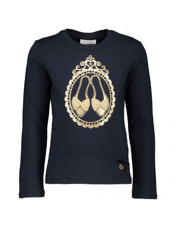 Le Chic - Longsleeve - Golden Shoes