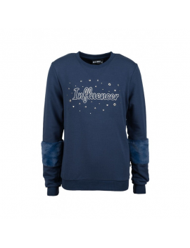Someone Awesome - Sweater - Scotty - Navy
