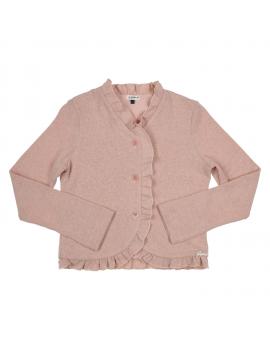 Gymp - Vestje - Oud roze