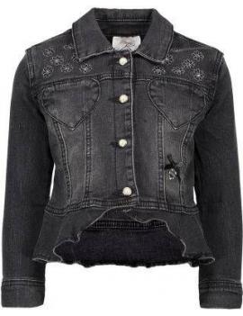 Le Chic - Veste en jean - Denim noir