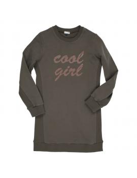 Gymp - Robe - Cool Girl - Khaki