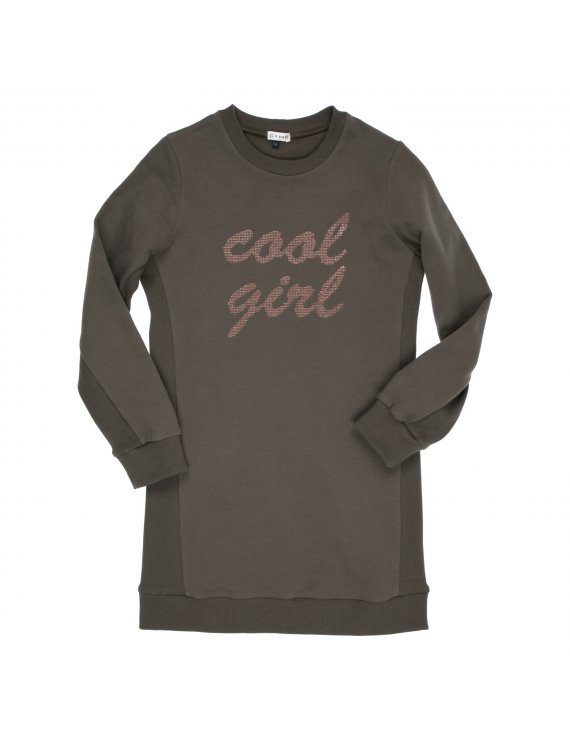 Gymp - Jurk - Cool Girl - Khaki