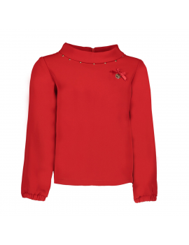 Le Chic - Blouse - Rood