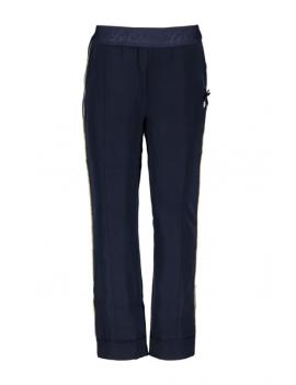 Le Chic - Pantalon - Bleu Foncé