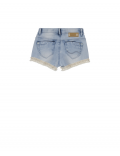 Indian Blue Jeans - Blue Nova Shorts - Light Denim