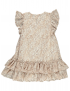 Mayoral - Robe - All over print - Beige