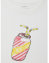 Name it - T-Shirt - Fifi - Bright White
