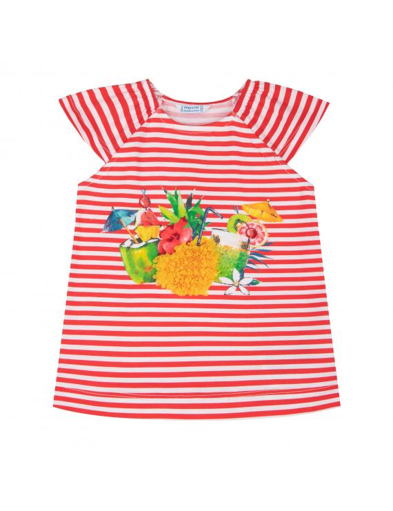Mayoral - T-Shirt - Watermelon - Sandia