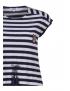Woody - Strandkleed - Tijger - Wit/Blauw