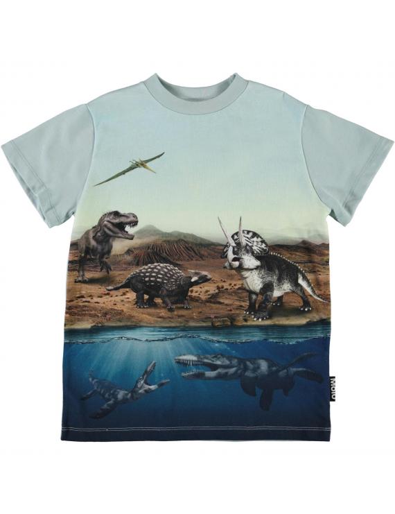 Molo - T-Shirt - Road - Dino World