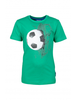Someone - T-Shirt - Foosball - Groen