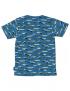 Someone - T-Shirt - Kobe - Blauw