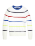 Tommy Hilfiger - Sweater - Stripes - White