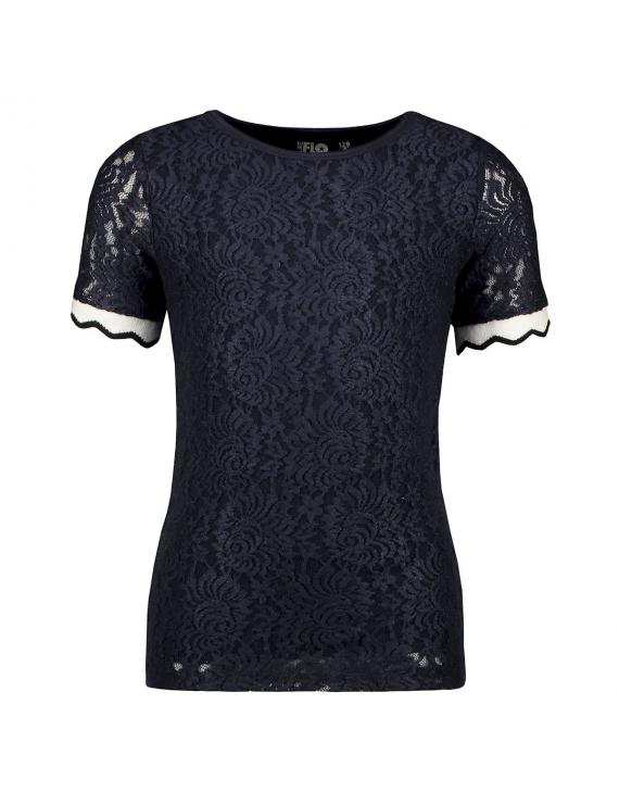 Like Flo - T-Shirt - Blauw